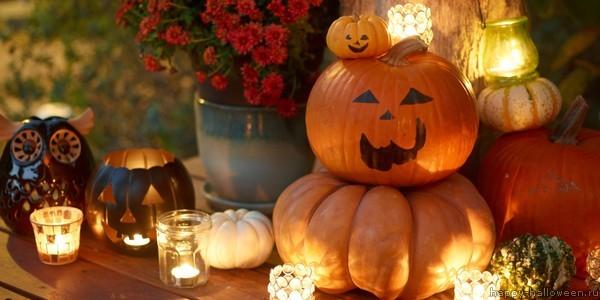 ТОП 6 самых необычных мест в мире, где можно отметить Хэллоуин