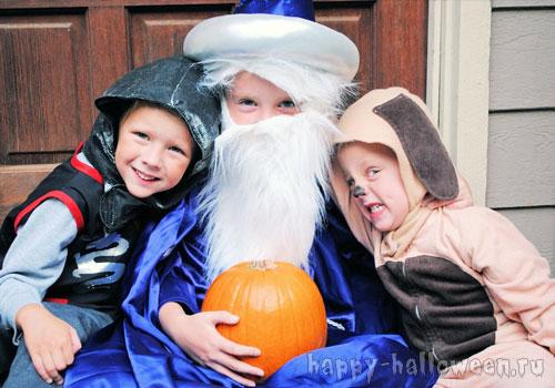 Выбираем костюм на Хэллоуин