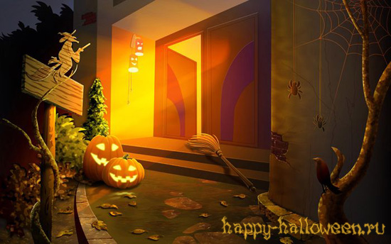 Кем нарядиться на Хэллоуин