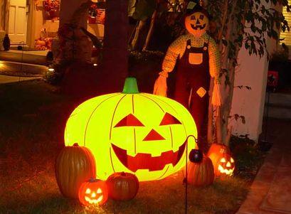 Хэллоуин - Праздничные обряды и гадания