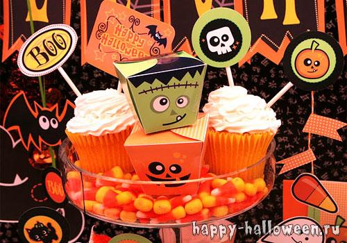 Идея проведения вечеринки в канун Хеллоуина